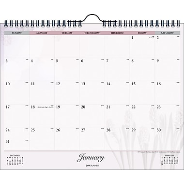 "2014 AT-A-GLANCE® Nature Wall Calendar, 15"" x 12"""