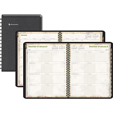 2014 AT-A-GLANCE® LifeLinks Weekly/Monthly Appointment Book, 8in. x 11in.