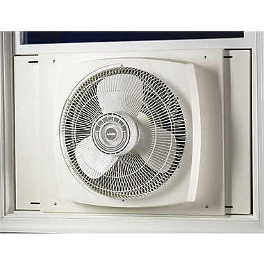 Lasko® Reversible Window Fan, 16in.