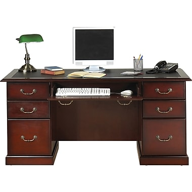 Z-Line Harvard Executive Desk