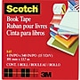 Scotch® Book Tape 845, 4 x 15 yds,