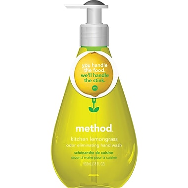 Method® Kitchen Lemongrass Hand Wash, 18 oz.