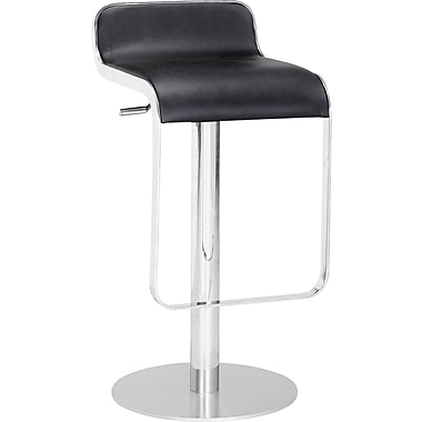 Zuo Modern Equino Faux Leather Bar Stools
