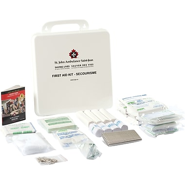 St. John Ambulance First Aid Kit, Newfoundland