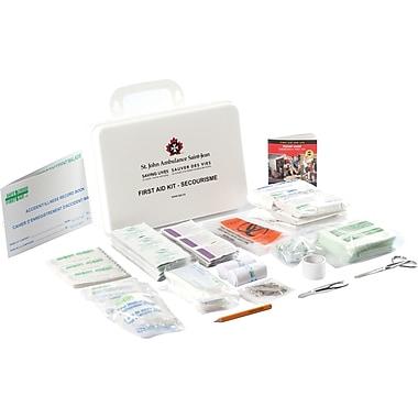 St. John Ambulance First Aid Kit, Nova Scotia