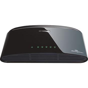 D-Link 200Mbps Desktop Switch