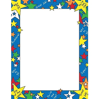Star of the Week Letterhead, 100/Pack
