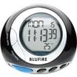 BluFire™ PD20 Pedometer w/FM Radio & headphones