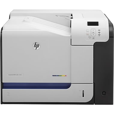 HP® Color LaserJet M551 Printer Series