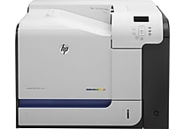 HP® Color LaserJet M551dn Printer