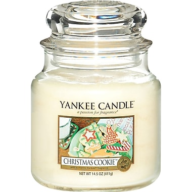 Yankee Candle® Christmas Cookie Candle - Medium Jar