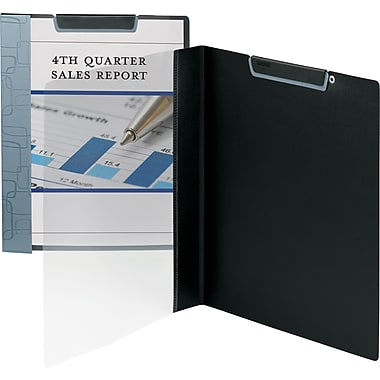Smead® Accent Series Report Cover, Blue Gray