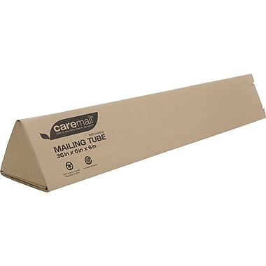 caremail Triangular Mailing Tube, 36