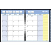 "2014 AT-A-GLANCE® QuickNotes® Monthly Planner, 6 7/8"" x 8 3/4"""