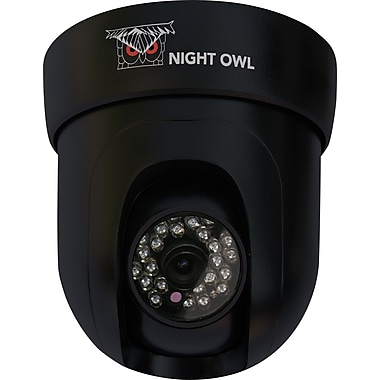 Night Owl CAM-PT-SH420-24: CCD Pan & Tilt Indoor Camera