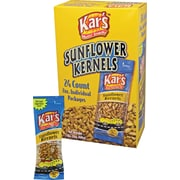 Kar's® Sunflower Kernels, 2 oz. Bags, 24 Bags/Box