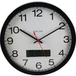 Kincaid 12in. Analog Clock, Black
