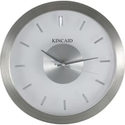 Kincaid® 12 Aluminum Wall Clock