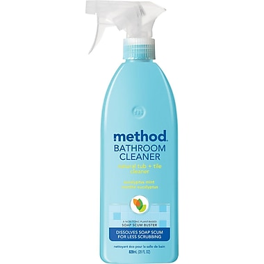 Method® Bathroom Cleaner Spray, Eucalyptus Mint, 28 oz.