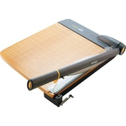 Westcott® 12 TrimAir Guillotine Paper Trimmer with Microban Protection, 30 Sheet Capacity, Maple