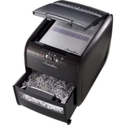 Swingline Stack and Shred 60-Sheet Automatic Cross-Cut Shredder