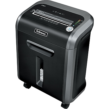 Fellowes Powershred 79Ci 16-Sheet 100% Jam Proof Cross-Cut Shredder