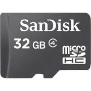 SanDisk SDSDQ-032G-A45 Card Class 4 32GB microSD/microSDHC Standard Flash Memory Card