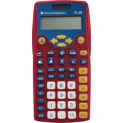 Texas Instruments® TI-10 Elementary Calculator, Teacher Pack