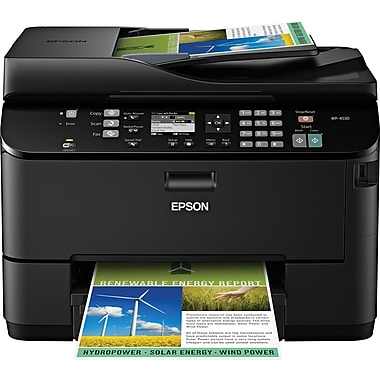 Epson® WorkForce® Pro WP-4530 All-in-One Printer