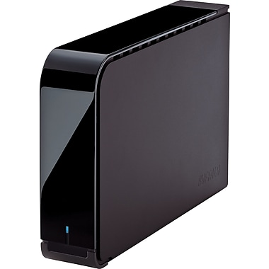 Buffalo DriveStation Axis 1TB Desktop USB 3.0 External Hard Drive (Black)