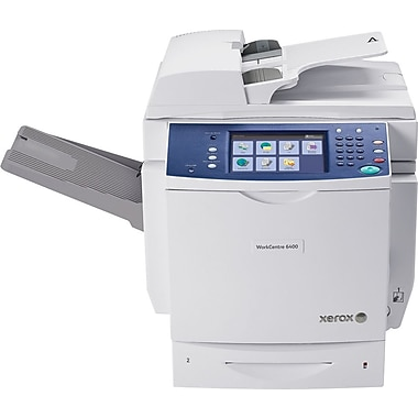 Xerox® WorkCentre® 6400x  Color Multifunction Printer