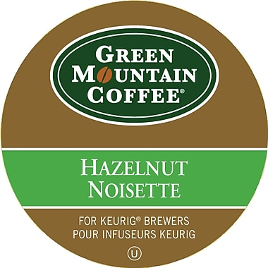 Green Mountain Coffee Hazelnut K-Cup Refills