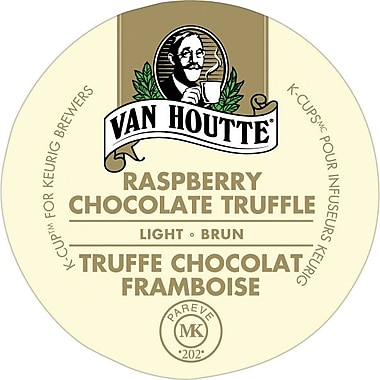 Van Houtte Raspberry Chocolate Truffle Coffee K-Cup Refills
