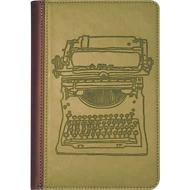 LightWedge Verso Artist Covers Typewriter, Green/Tan