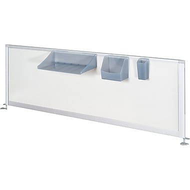 Balt iFlex Privacy Panel, Magnetic Porcelain, 17in. x 58in.