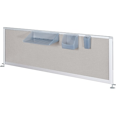 Balt IFlex Privacy Panel, Pebbles Vinyl, 17in. x 58in.