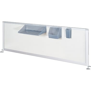 Balt iFlex Privacy Panel, Magnetic Porcelain, 17in. x 66in.