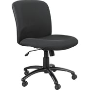 Safco® Uber™ Big and Tall Fabric Mid-Back Task Chairs