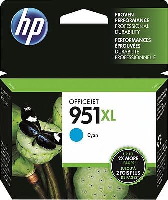 HP 951XL Ink Cartridge Cyan CN046AN