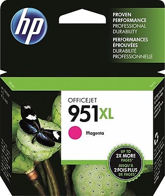 HP 951XL Ink Cartridge Magenta CN047AN