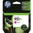 HP 951XL Magenta Ink Cartridge (CN047AN), High Yield