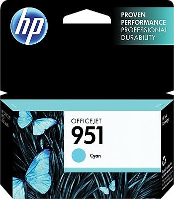 HP 951 Ink Cartridge Cyan CN050AN