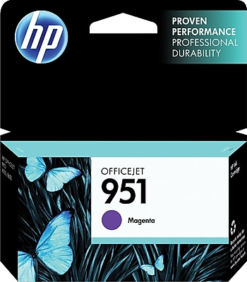 HP 951 Ink Cartridge Magenta CN051AN