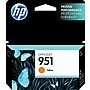 HP 951 Yellow Ink Cartridge (CN052AN)