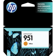 HP 951 Ink Cartridge, Yellow (CN052AN)