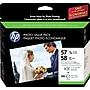 HP 57/58 Tricolor and Photo Ink Cartridges (CR685AN),
