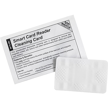 TST Impresso Waffle Cleaning Card, 40/Box
