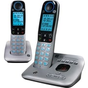 GE 30522EE2 DECT 6.0 Cordless Telephone with Digital Answering System
