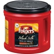 Folgers® Black Silk Ground Coffee, Regular, 27.8 oz. Can