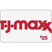 TJ Maxx Gift Card $25